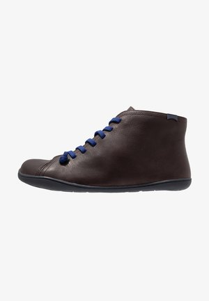 PEU CAMI - High-top trainers - dark brown