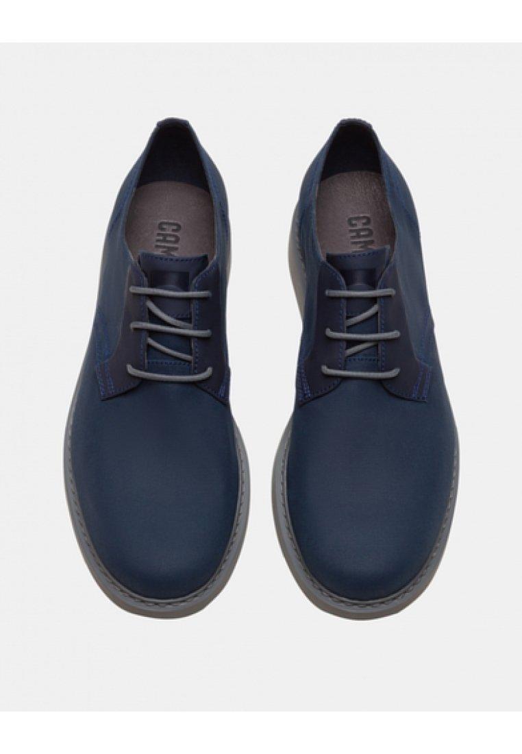Camper Neumann - Chaussures À Lacets Blue