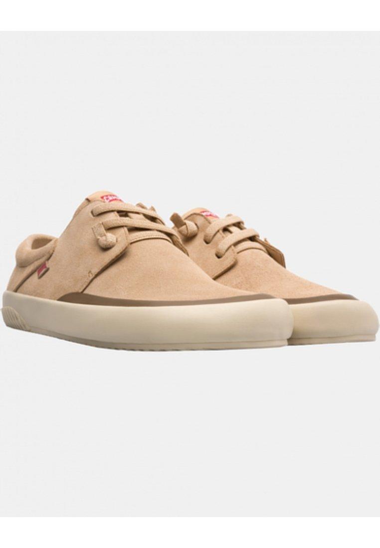 Camper PEU RAMBLA- Chaussures à lacets beige