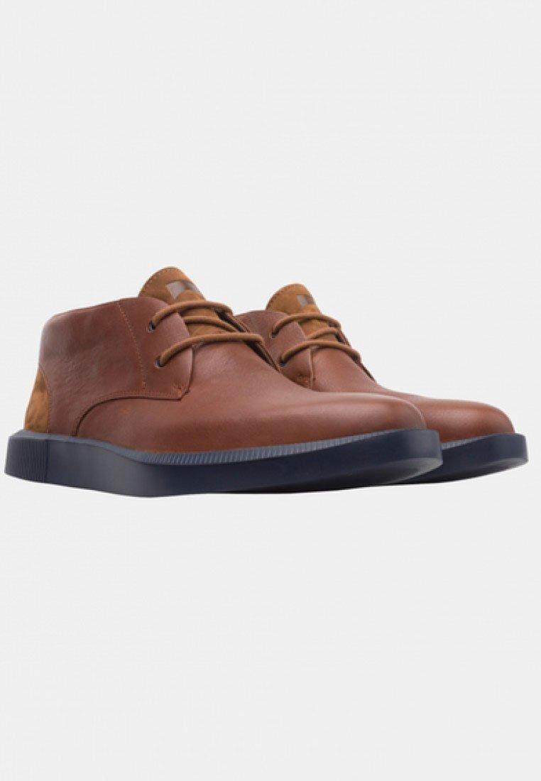 Camper Bill - Chaussures À Lacets Brown