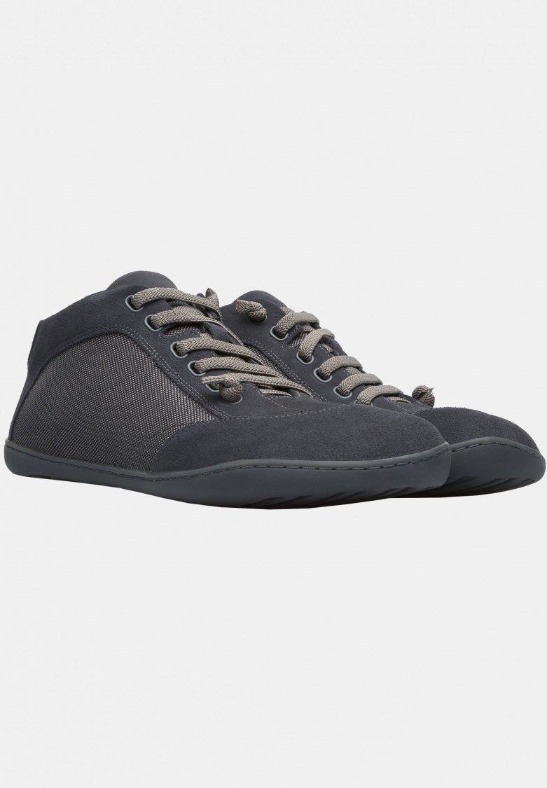 Camper Chaussures À Lacets - Black/grey