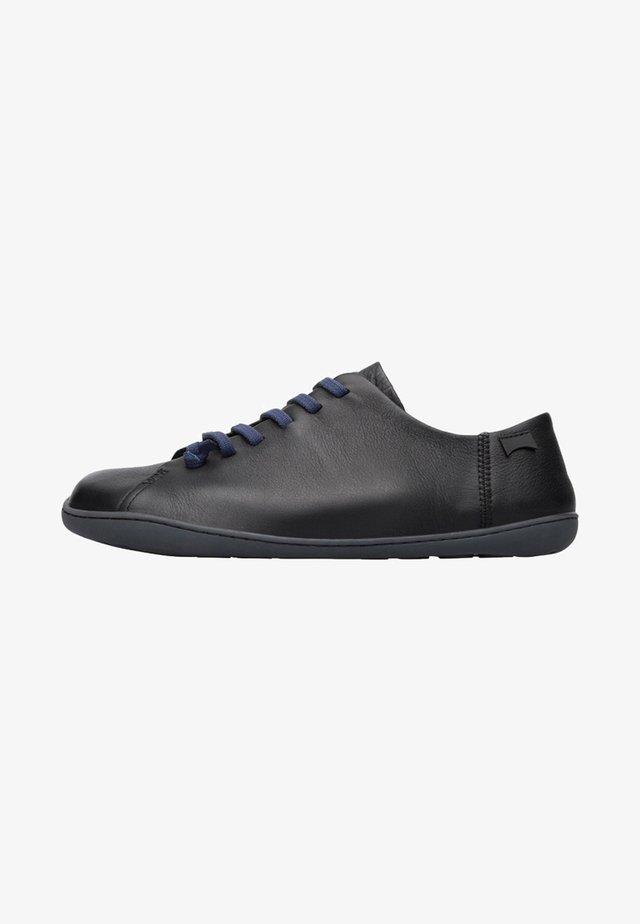 PEU  - Chaussures à lacets - black