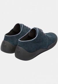 Camper - Zapatos con cordones - grey/evergreen - 3