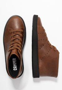 Camper - COURB - Zapatillas altas - medium brown - 1