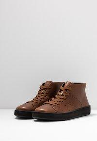 Camper - COURB - Zapatillas altas - medium brown - 2
