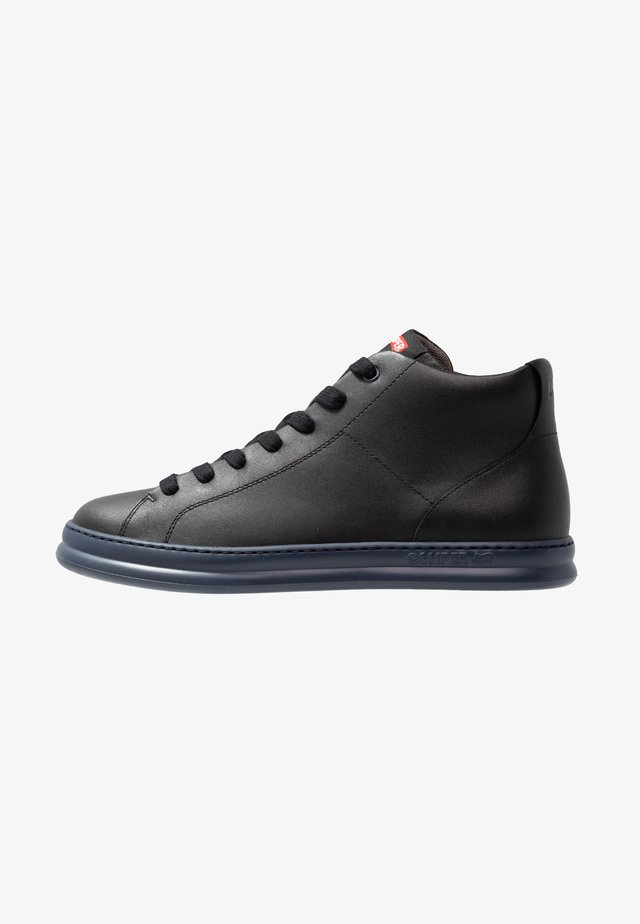RUNNERFOUR - Zapatillas altas - black