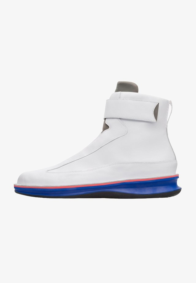 ROLLING - Zapatillas altas - white