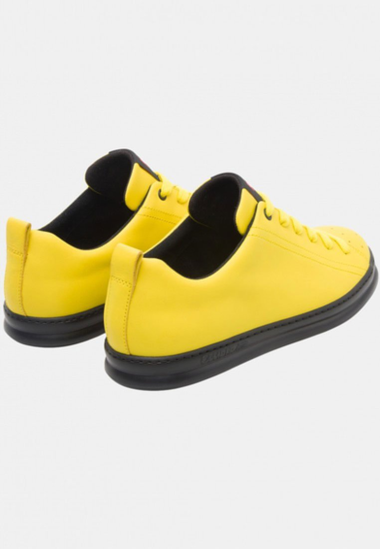 Camper RUNNER FOUR - Sneakersy niskie - yellow