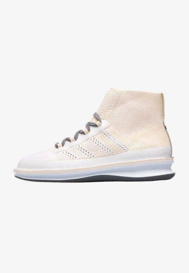 Sneakersy niskie - beige/white
