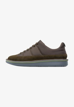 FORMIGA - Casual lace-ups - brown/olive