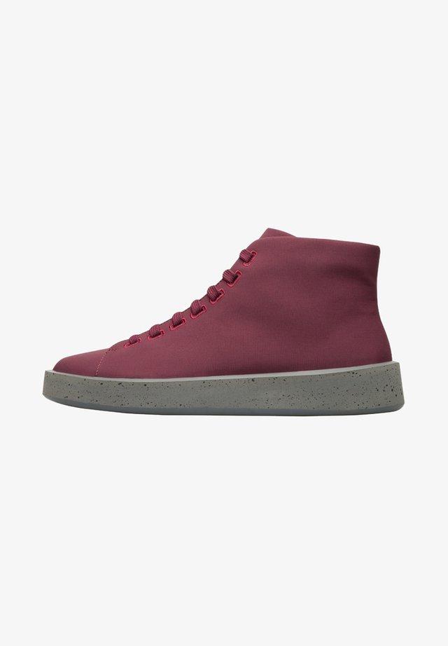 COURB - Zapatillas altas - burgund