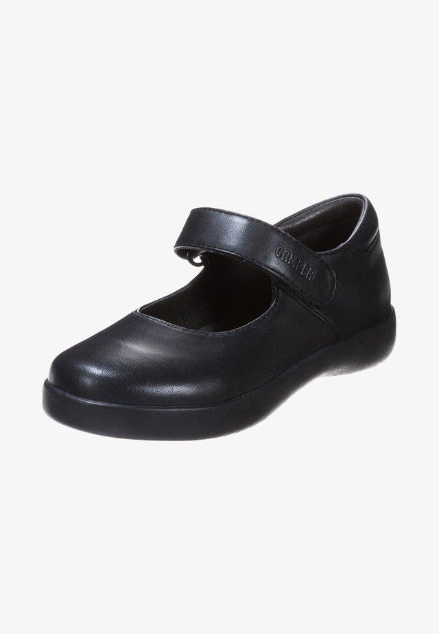 SPIRAL COMET - Bailarinas con hebilla - black
