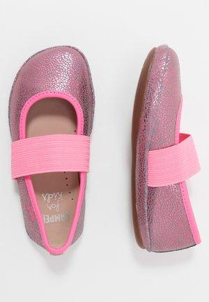 RIGHT KIDS - Ankle strap ballet pumps - pink