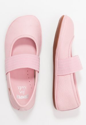RIGHT KIDS - Ankle strap ballet pumps - pink