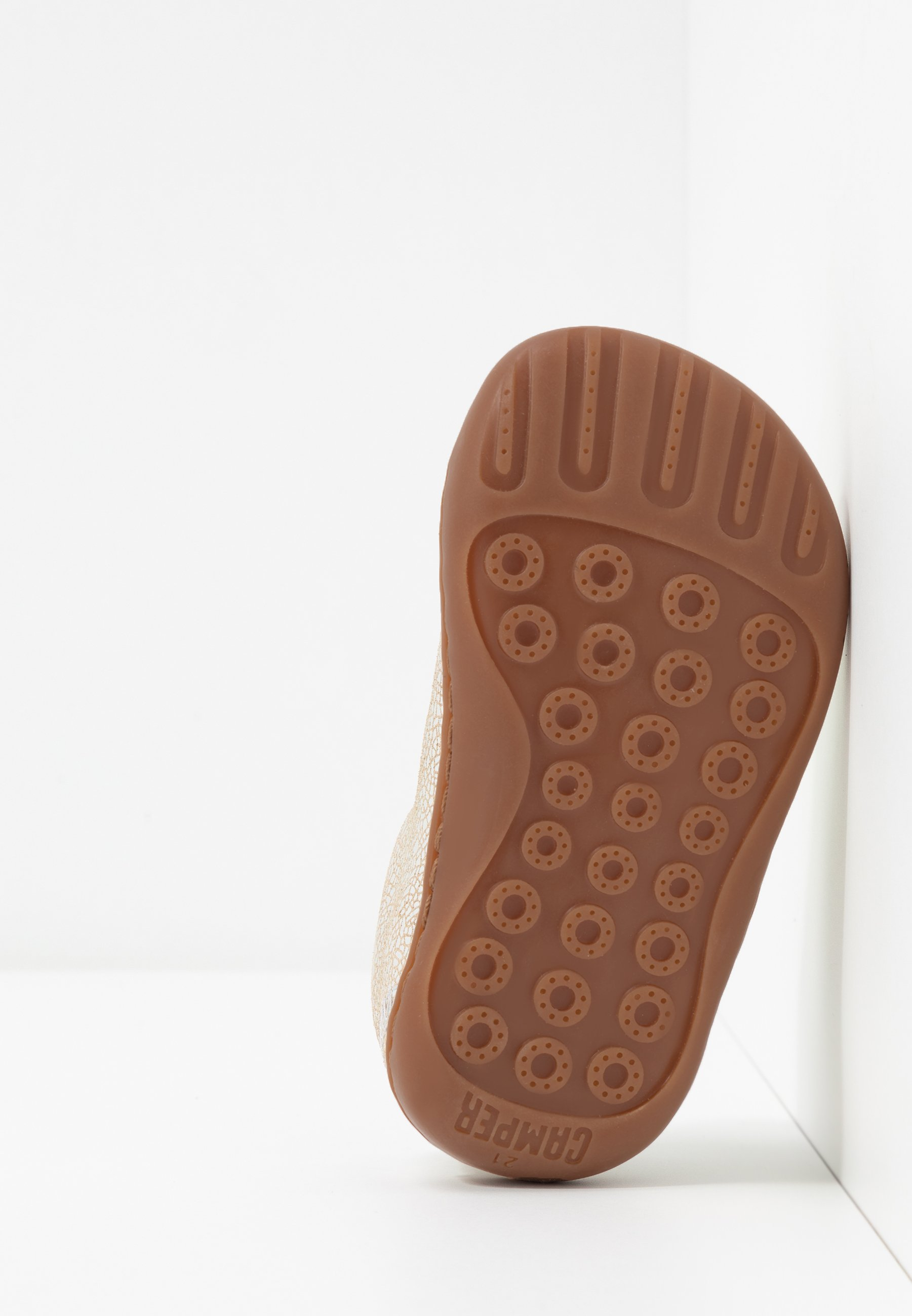 Camper PEU CAMI - Sznurowane obuwie sportowe - silver