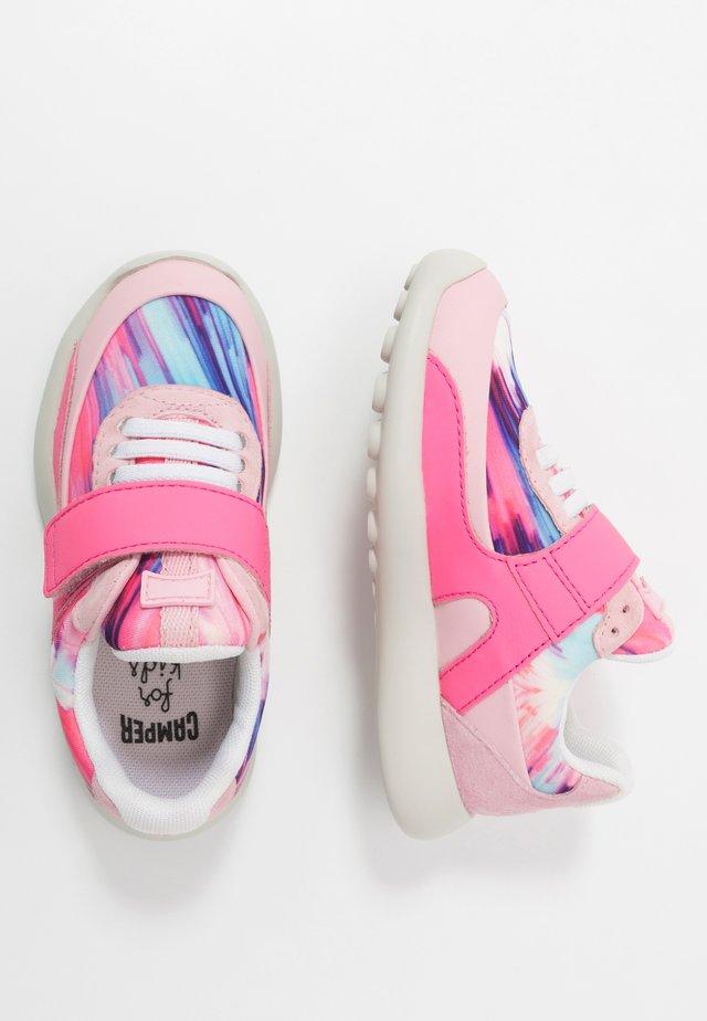DRIFTIE KIDS - Sneakers laag - pink