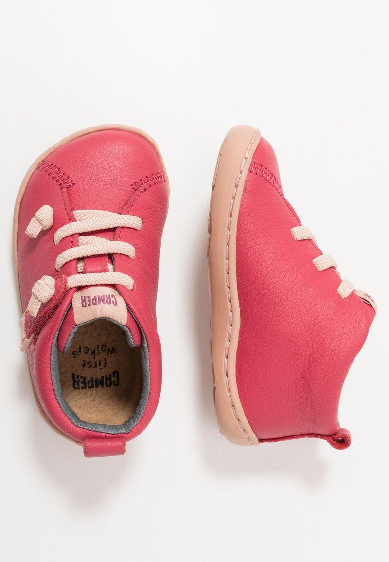 Camper - PEU CAMI - Boty se suchým zipem - pink