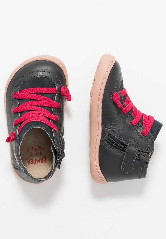 PEU CAMI - Dětské boty - charcoal