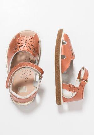 Sandalias - rust/copper