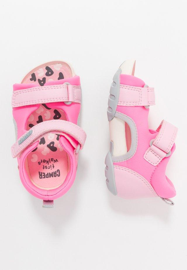 OUS - Dětské boty - pink