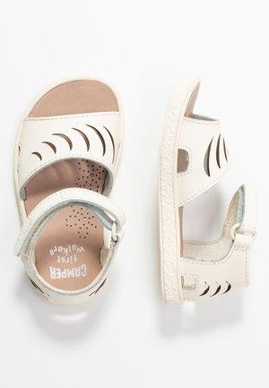 MIKO - Sandals - light beige