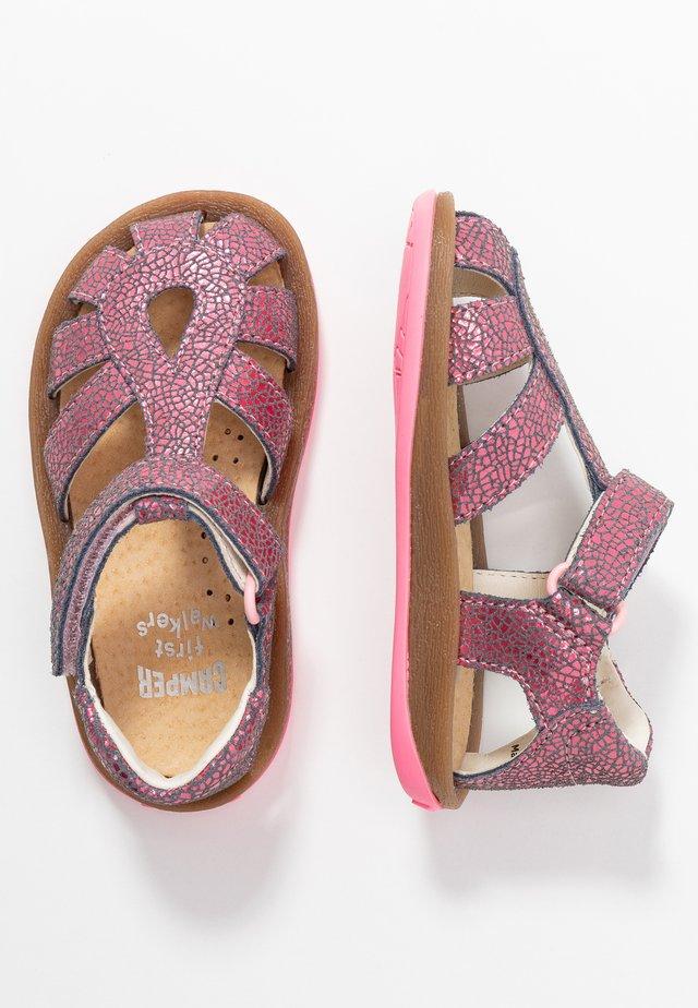 BICHO - Sandaalit nilkkaremmillä - pink