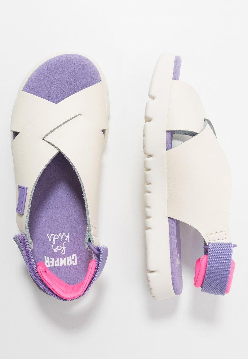 Camper - ORUGA KIDS - Sandalias - light beige