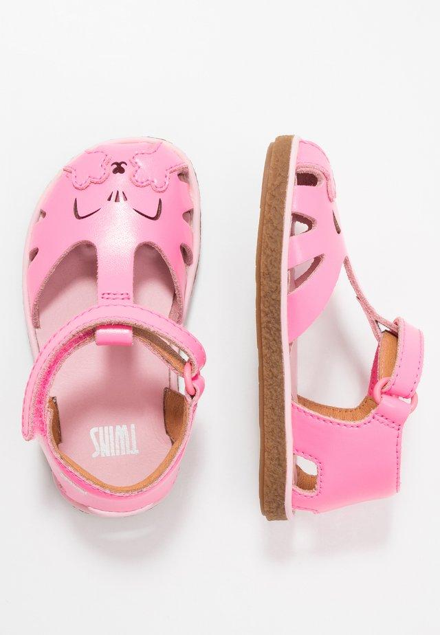 MIKO TWINS - Sandalias - pink