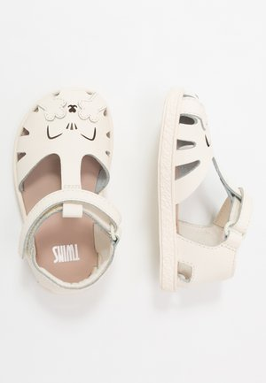 MIKO TWINS - Sandalias - light beige