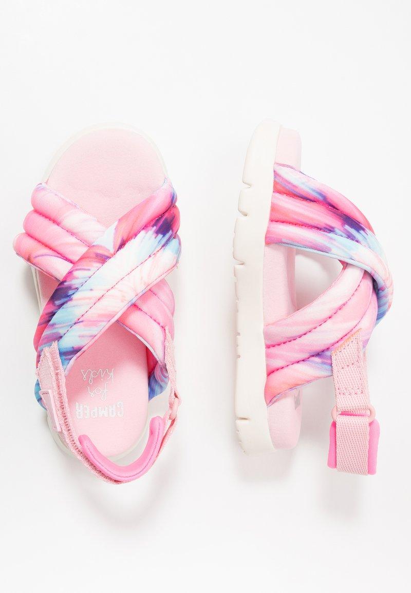 Camper - ORUGA - Sandaalit nilkkaremmillä - multicolor