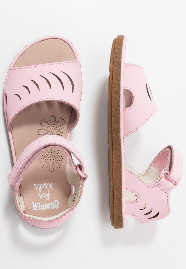 MIKO KIDS - Riemensandalette - pink