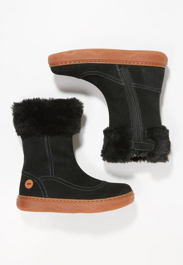 KIDDO - Botas para la nieve - black
