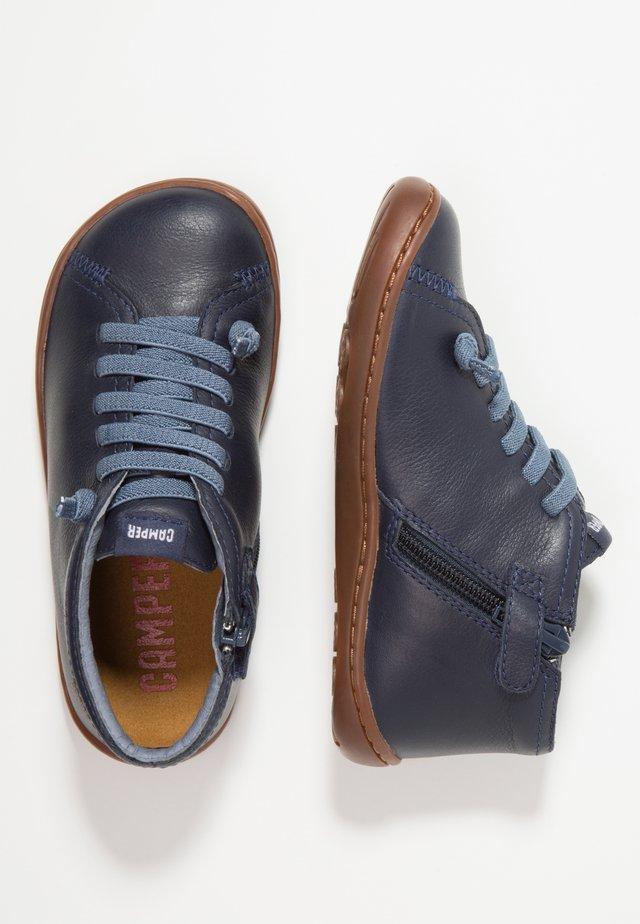 PEU CAMI KIDS - Zapatos con cordones - navy