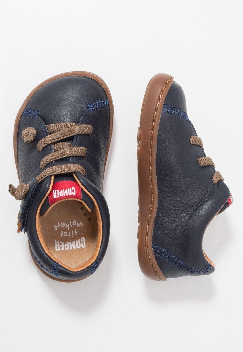 Camper - PEU CAMI - Zapatos de bebé - navy