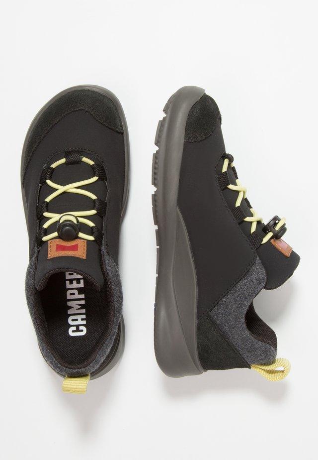ERGO KIDS - Zapatillas - black