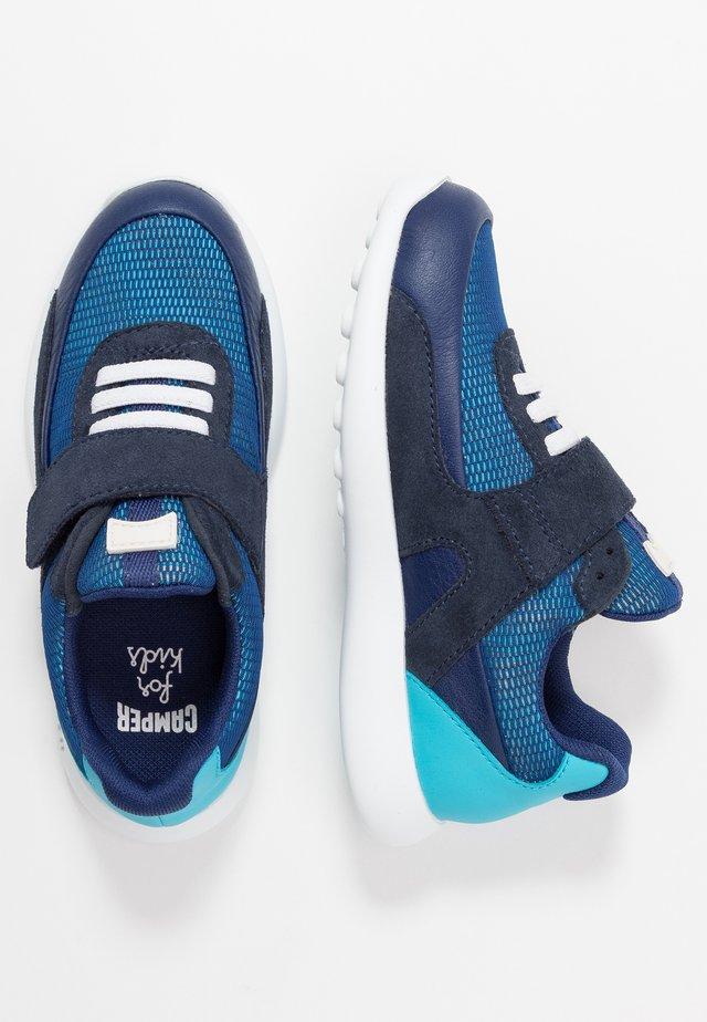 DRIFTIE KIDS - Sneakers laag - blue