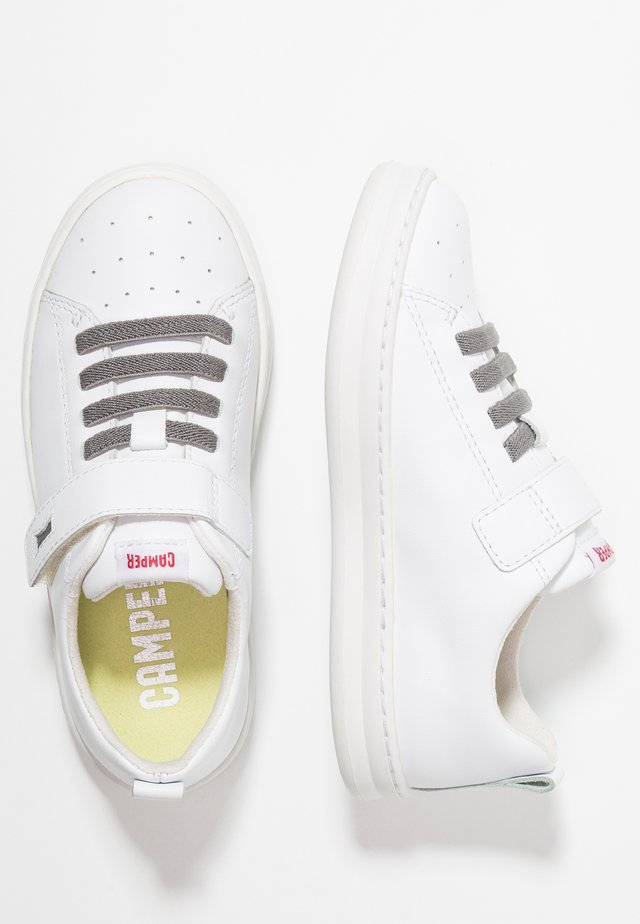 RUNNER FOUR - Zapatillas - white natural