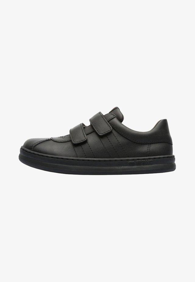 RUNNER FOUR - Zapatos con cierre adhesivo - black