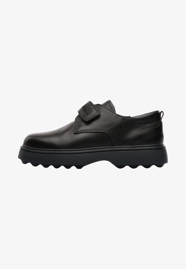 NORTE - Zapatos con cierre adhesivo - black