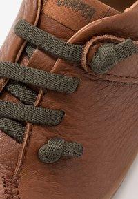 Camper - PEU CAMI - Dětské boty - tan - 2