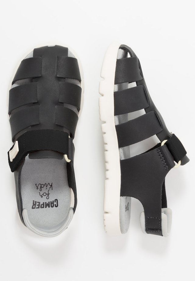 ORUGA KIDS - Sandaler - black