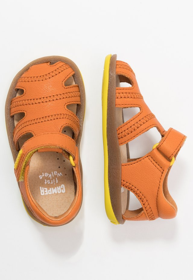 BICHO - Riemensandalette - medium orange