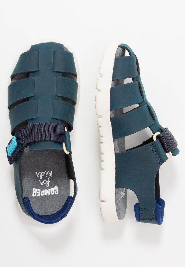 ORUGA KIDS - Sandalias - dark blue
