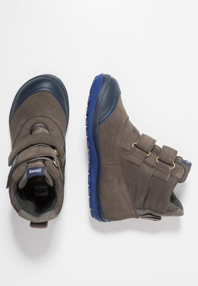 PEU PISTA KIDS - Winter boots - dark gray