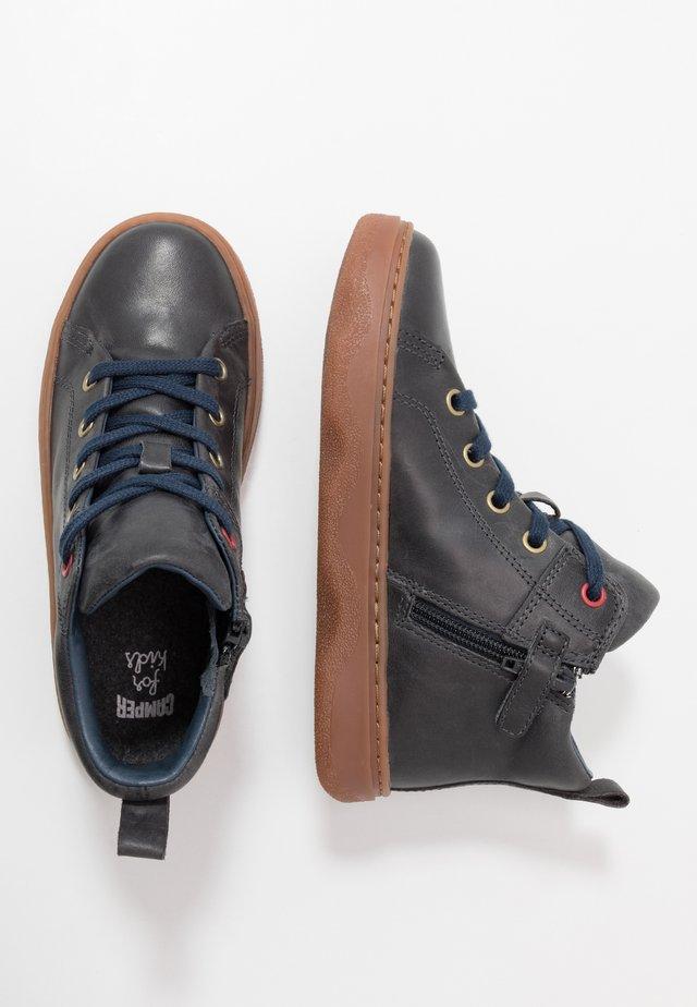 KIDDO - Zapatillas altas - navy