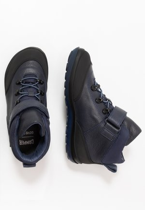 PEU PISTA KIDS - Classic ankle boots - navy