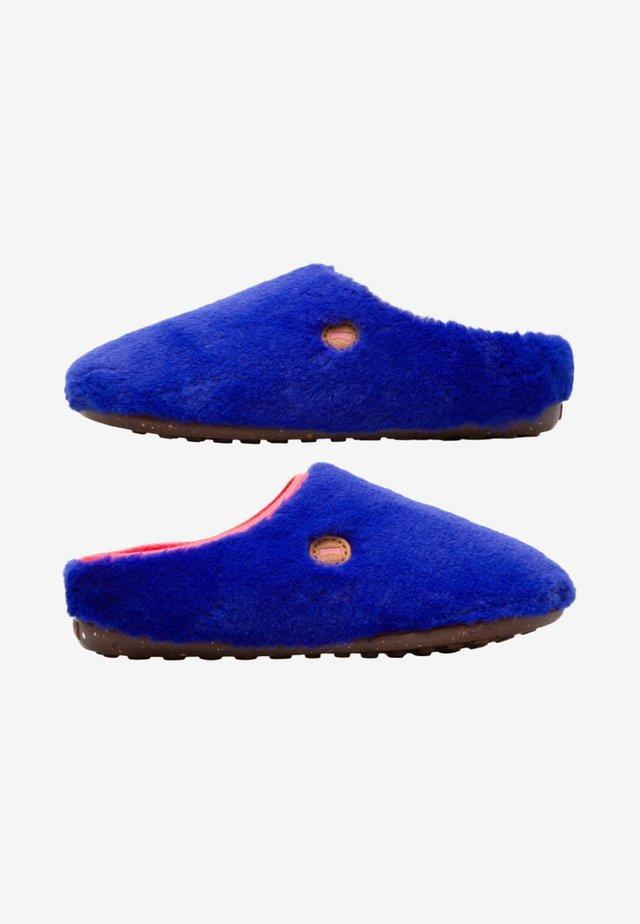 Pantuflas - blue