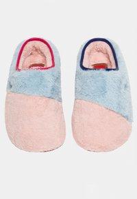 Camper - TWINS  - Pantoffels - nude/rose/blue - 1