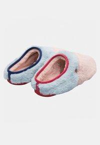 Camper - TWINS  - Pantoffels - nude/rose/blue - 3