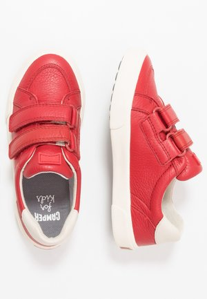 PURSUIT KIDS - Trainers - red
